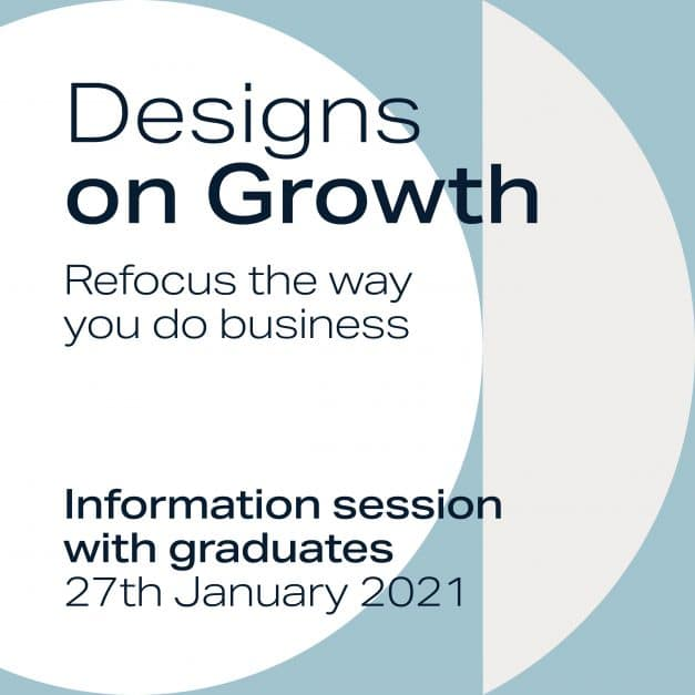Designs On Growth Info Session