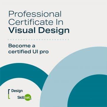 Visual Design Cert
