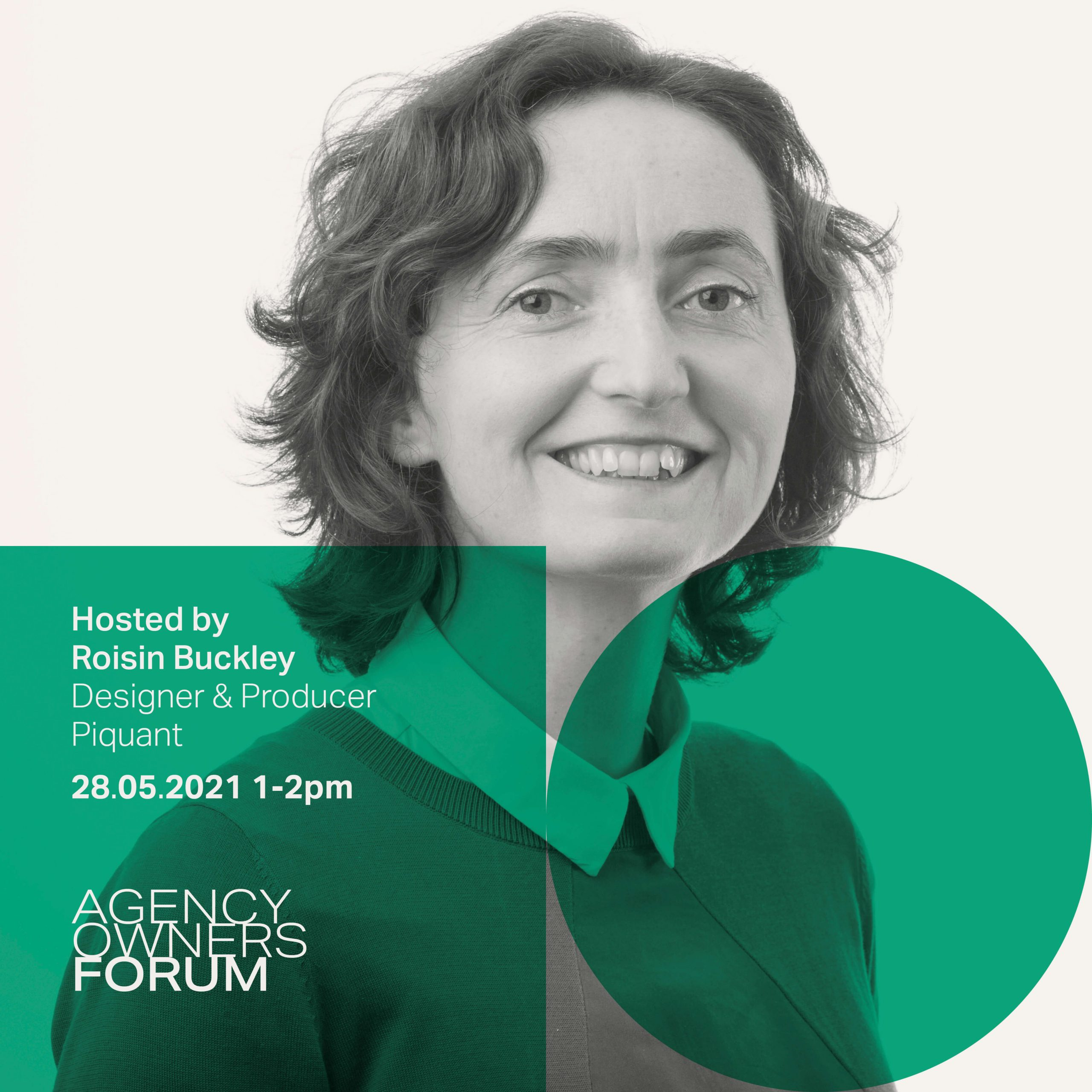 Roisin Buckley Agency Owners Forum