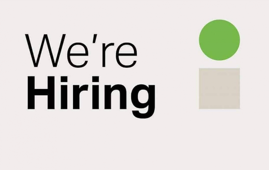 We Are Hiring Square