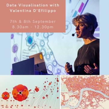 Data Viz With Valentina D'efilippo