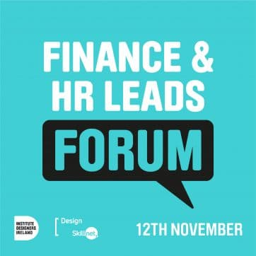 HR and Finance Leads Forum